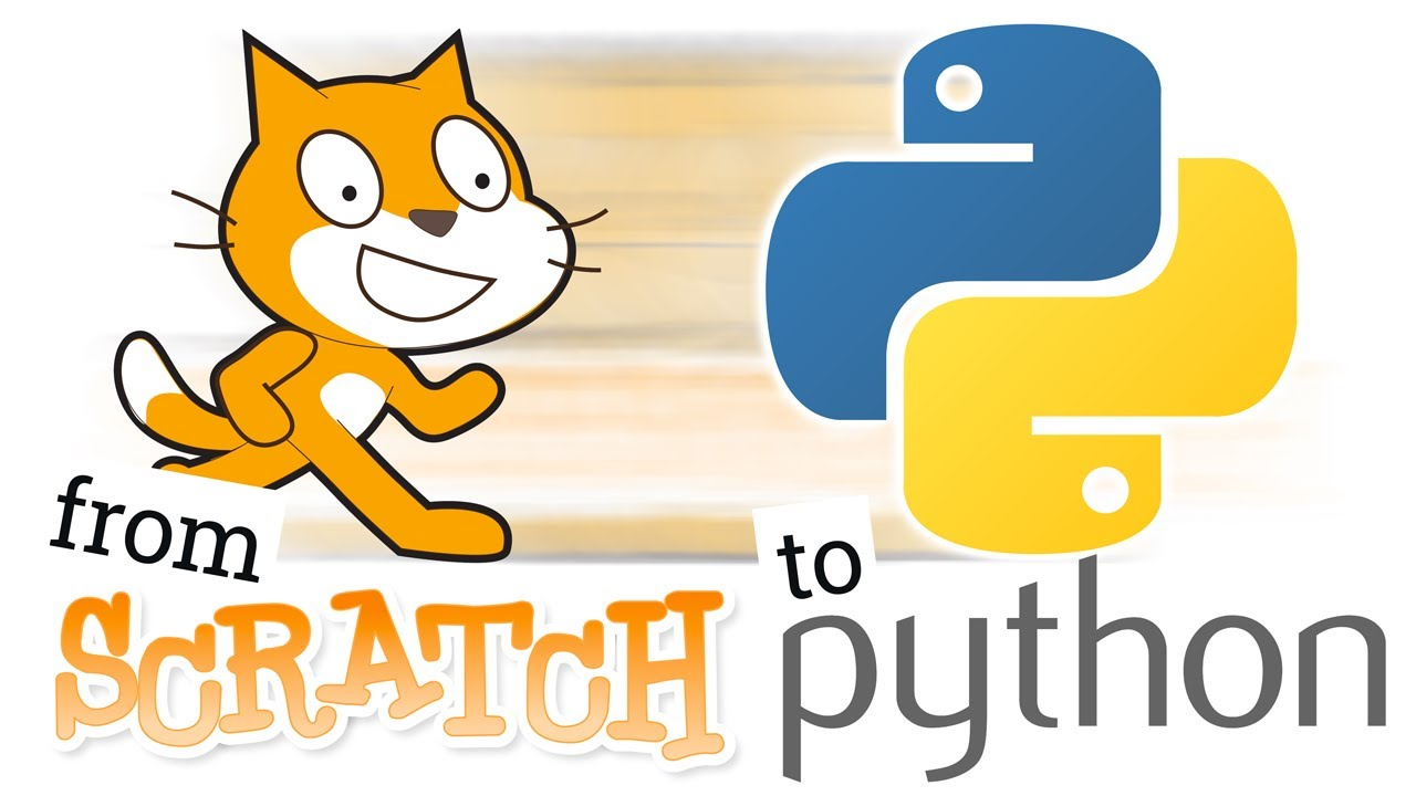 Upgrading from Scratch to Python