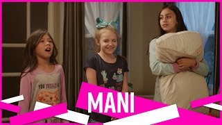 "Mani  Piper Txunamy Andamp Saryna In ""sleepover""  Ep. 2"