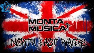 Dj Impact & Dj Panic - Monta Musica Podcast Vol  1