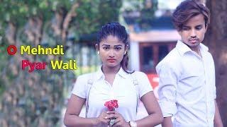 O Mehndi Pyar Wali Hathon Pe Lagaogi 😥 School Love Story | Dil Tod Ke | Hindi Song 2019