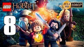 LEGO El Hobbit: El Videojuego Walkthrough Parte 8 Gameplay Español PC 1080p Let