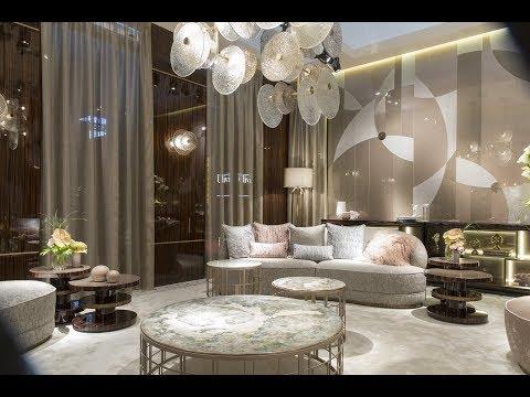 Sicis. Итальянская мебель, плитка, мозаика. ISaloni 2017