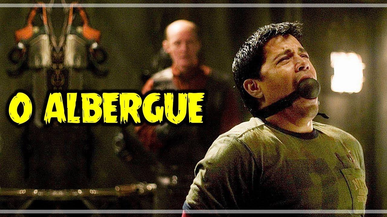 O Albergue (2005) - Crítica Rápida