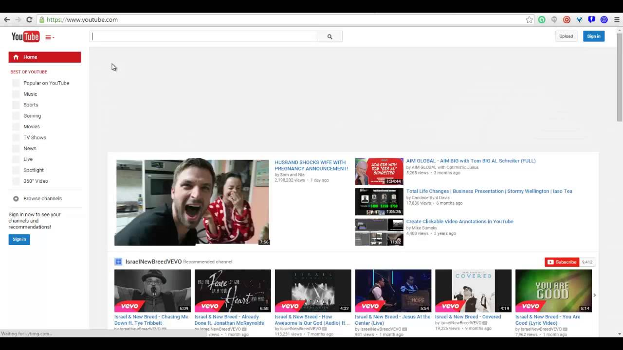 how to fix the youtube mobile to desktop issue youtube