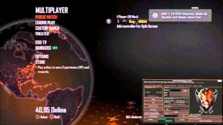 How to mod your account with BO2 RTM TOOL 1.19 (PS3/JB NEEDED)BO3 for Sale dm me