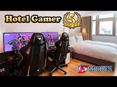 Increíble Hotel Gamer 5 Estrellas / El Mejor del Mundo..!!