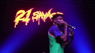 21 Savage  Numb The Pain Tour Vlog 2 @ www.OfficialVideos.Net