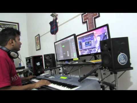 Joshua Rambabu's Christmas Album Work