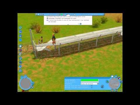Rollercoaster Tycoon 3, Wild!, Career Mode, Scenario 12; Saxon Farm