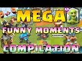 TOP Funny Moments, Glitches, Fails, Wins and Trolls Compilation #2 | CLASh ROYALE Montage