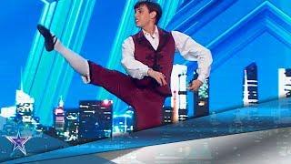 Este BIÓLOGO demuestra que lo suyo es la DANZA | Audiciones 9 | Got Talent España 5 (2019)