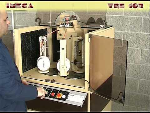 TRE 103 - 3 Strips Automatic Plaiting - Braiding Machine