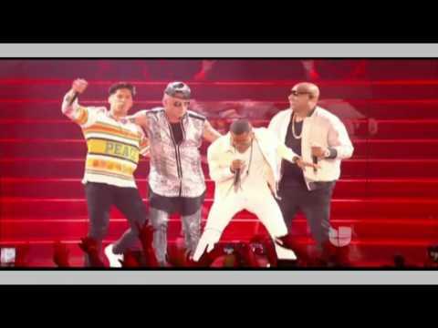 Quedate Conmigo - Chino Ft Gente De Zona Y Wisin_ Club Remix ( DJ LUCKY & MIAMI4EVER )