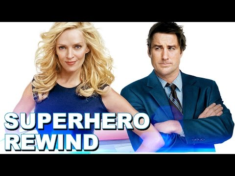Superhero Rewind: My Super Ex-Girlfriend Review Mp3
