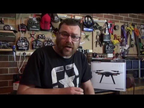 Delta Drone Kaiser Baas review