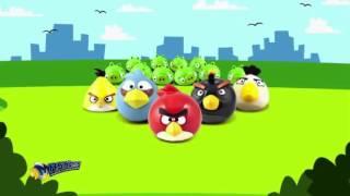 Angry Birds Kilövő Gumilabdával