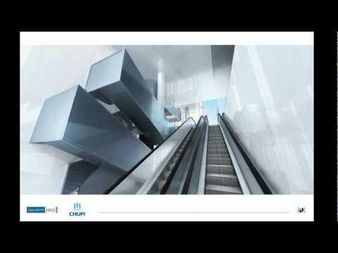 Un tunnel pour le nouveau CHUM - CONFÉRENCE DE PRESSE du 01 MARS 2012
