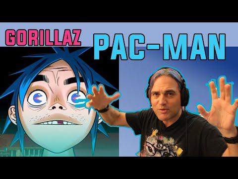 Gorillaz - PAC-MAN ft. ScHoolboy Q (Episode Five) Reaction // Guitarist Reacts
