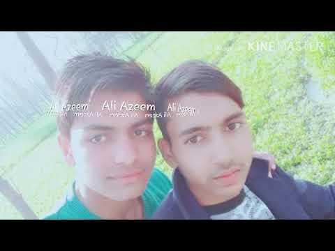 Ali azeem Ali