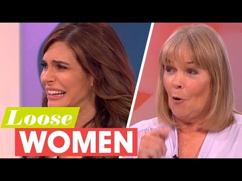 Ayda Field Got Very Jealous of Husband Robbie Williams When She Was Pregnant  Loose Women