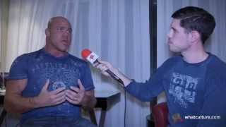 Adam Vs. Kurt Angle: Part 3