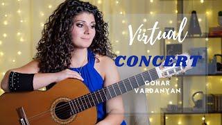 Virtual Concert  | Gohar Vardanyan