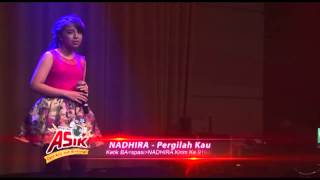 Video Performance 8 Besar: NADHIRA (Malang) - Pergilah Kau download MP3, 3GP, MP4, WEBM, AVI, FLV Oktober 2017