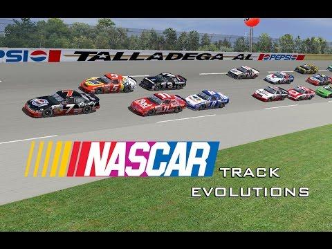 NR2003 - NASCAR Track Evolutions (Talladega)