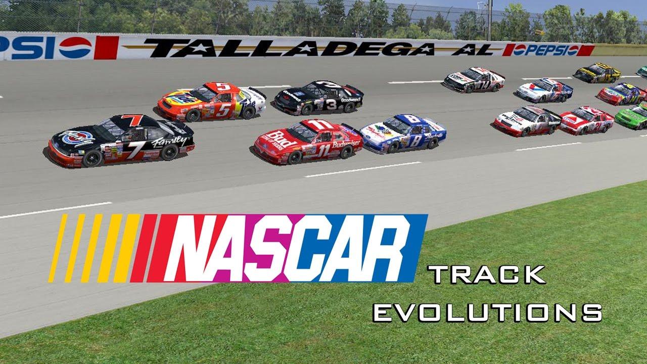 NR2003 - NASCAR Track Evolutions (Talladega) : LightTube
