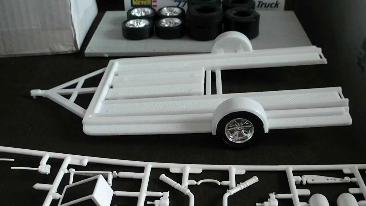 Build A Race Car Trailer