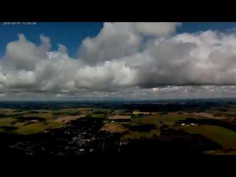 Space Club Toronto Balloon Launch Sept 2019 - takeoff