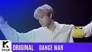 [DANCE WAR(댄스워)] Round 2: YELLOW 22 Fancam(YELLOW 22 직캠) UNMASKED ver.