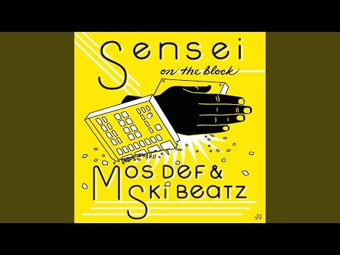 Sensei On the Block (Instrumental)