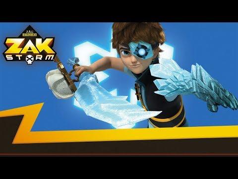 ZAK STORM ⚔️ SINO - Compilation ❄️ Super Pirate