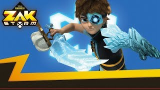 ZAK STORM ⚔️ SINO - Compilation ❄️ Super Pirate