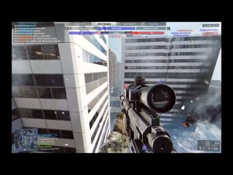 BF4 Hacker caught on Spectator.