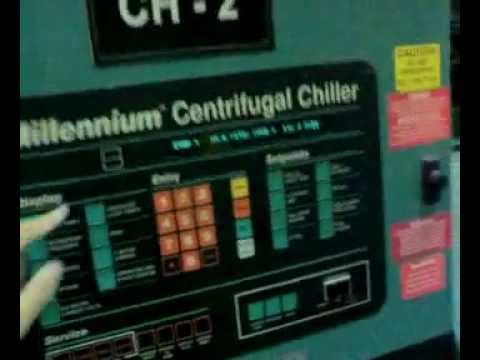 york millennium centrifugal chiller youtube rh youtube com york millennium chiller manual 0140 York Chiller Troubleshooting Guide