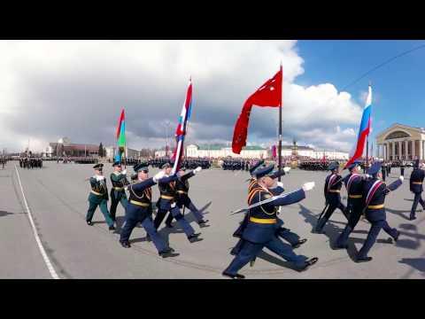 9 мая 2017 года в Петрозаводске.  360° (VR-видео)