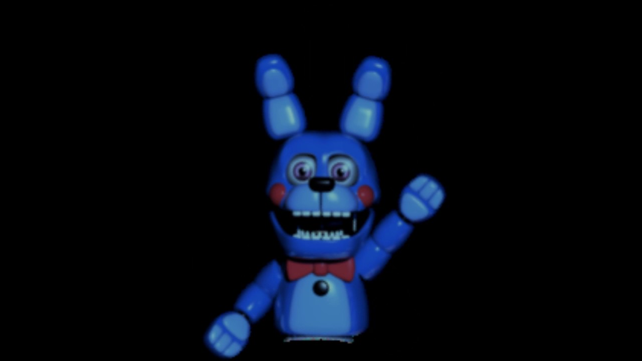 Bon Bon (FNAF: Sister Location) Voice Act Attempt - YouTube