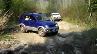 terios off road