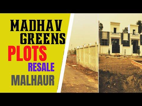 Madhav-greens-residential-plots-sale-lucknow-new-gomti-nagar-+91-8081-805-805