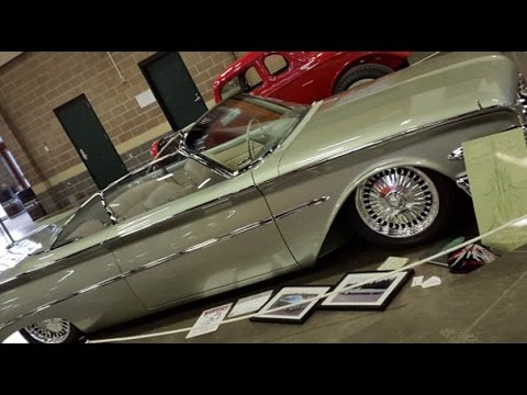 RDR Interview with Bud Wolfe and his Extreme 1960 Edsel at the 2016 NW Rodarama