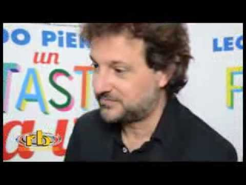 Leonardo Pieraccioni, intervista, Un fantastico via vai, RB Casting