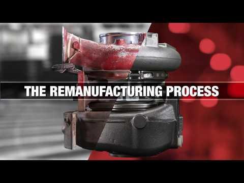 Genuine Holset® Reman™ Turbochargers