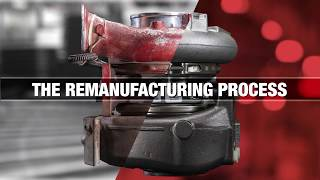 Genuine Holset® Reman™ Turbochargers