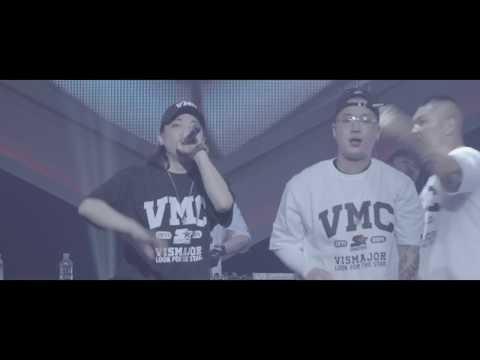 [BE THE NIGHT] 넉살 - 악당출현(Feat. 오디, 딥플로우, 던밀스, 우탄)