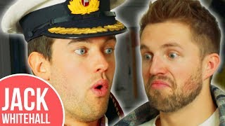 Marcus Butler Helps Jack Whitehall Choose His Outfit for The Brits!!