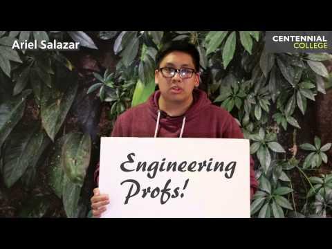 Centennial College: Grad's Thank You's Video - FULL