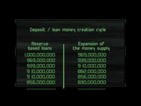 Bank of England - How the UK banking system works.