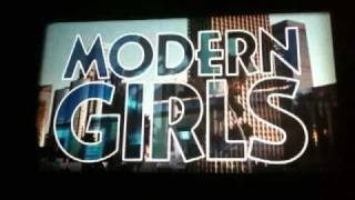 Modern Girls 1986 Opening on the BIG SCREEN